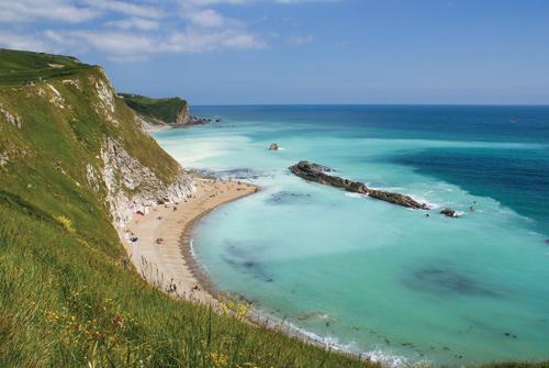 חופים בבריטניה