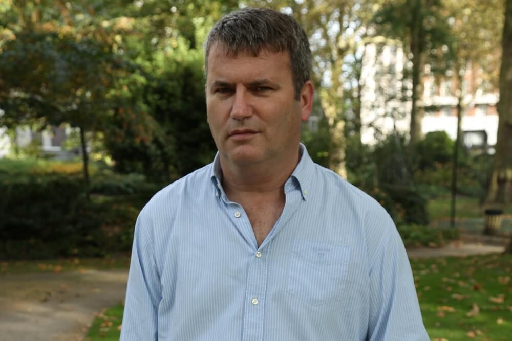 """עו""""ד מארק לואיס. מתוך הסרט של ערוץ 4 הבריטי"""