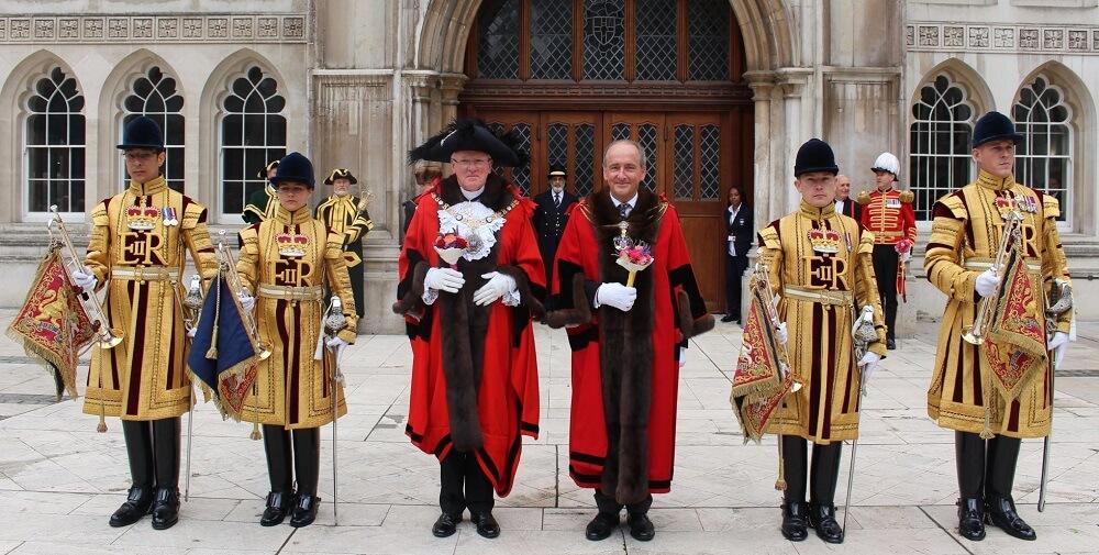 הלורד ראש העיר של לונדון
