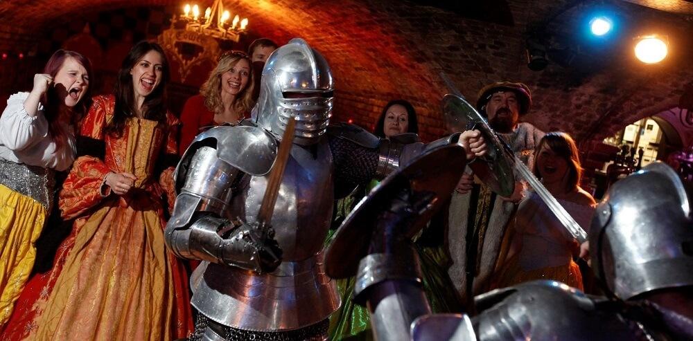 משתה אבירים בלונדון