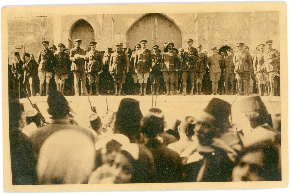 אלנבי בירושלים