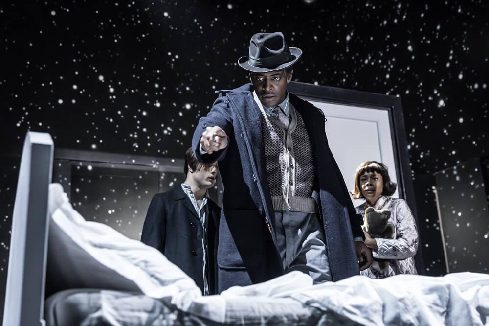 אזור הדמדומים בתיאטרון אלמיידה - הצגות בלונדון