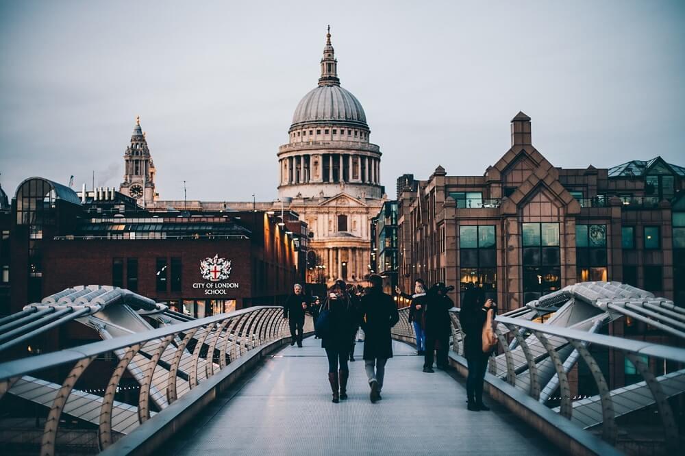 סיור בסיטי של לונדון