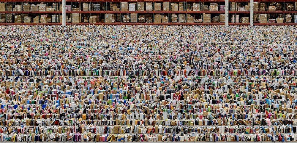 אנדראס גורסקי תערוכה בלונדון סאות'בנק גלריית הייוורד