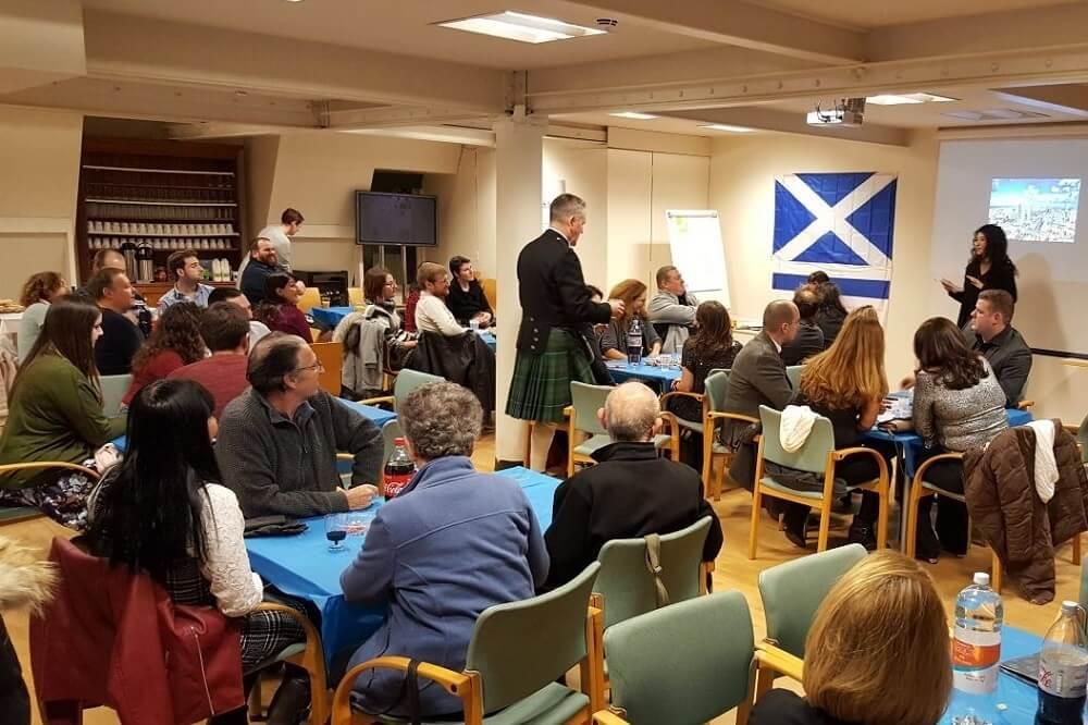 הקהילה הישראלית בסקוטלנד