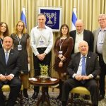 Breakthrough: President Rivlin meets with the Global Israeli Leadership