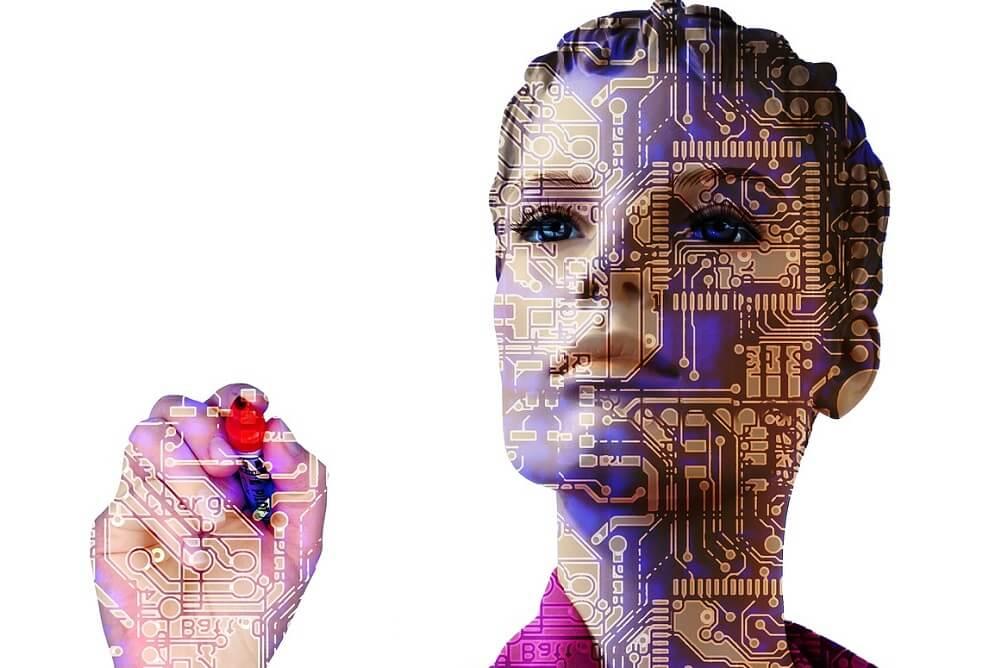 """סוכנת נדל""""ן דיגיטלית בלונדון אינטליגנציה מלאכותית"""