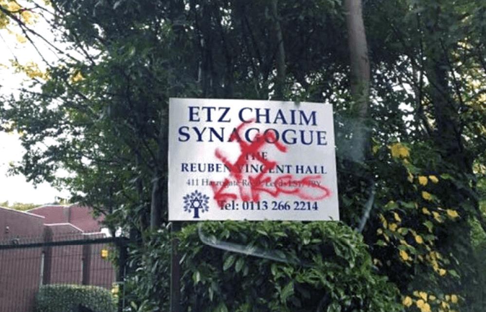 אנטישמיות בבריטניה לונדון ומנצ'סטר