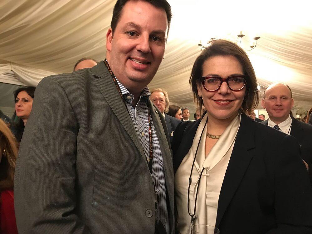 אירוע של ידידי ישראל במפלגה השמרנית - לונדון