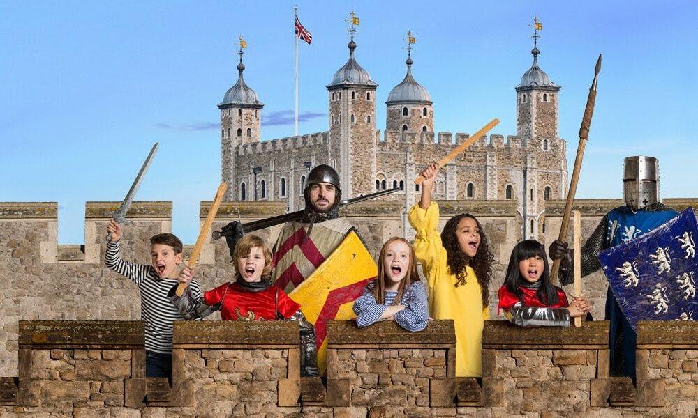 בית ספר לאבירים במצודת לונדון