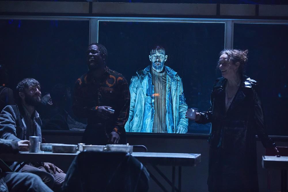 הצגות ומחזות זמר בלונדון - ביקורת על ההצגה מקבת' בתיאטרון הלאומי הבריטי