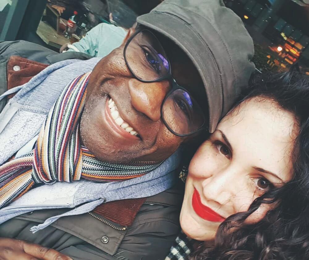 הצגות בלונדון: לירון שקל עם לוסיאן מסמטי