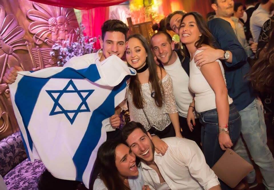 ישראלים בלונדון - מסיבת יום העצמאות לקהילה הישראלית בלונדון ובריטניה