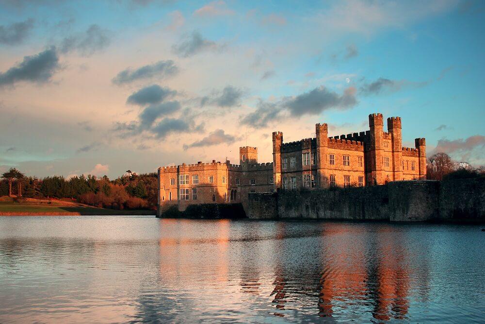 טיולים באנגליה טירות בבריטניה: לא פחות מחמש מלכות קראו לטירה הזו בית. טירת לידס. צילום: סיון שפירא