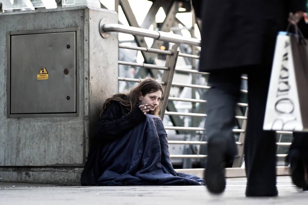 עצוב בלונדון עצובים בבריטניה