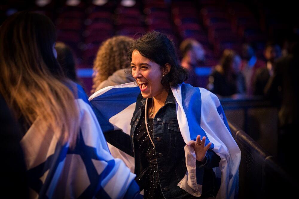 הנסיך צ'ארלס - רויאל אלברט הול - אירוע בלונדון לישראלים ולקהילה היהודית בבריטניה