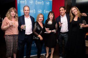 """אירוע בלונדון - גאלה של פסטיבל הטלוויזיה והקולנוע הישראלי """"סרט"""""""