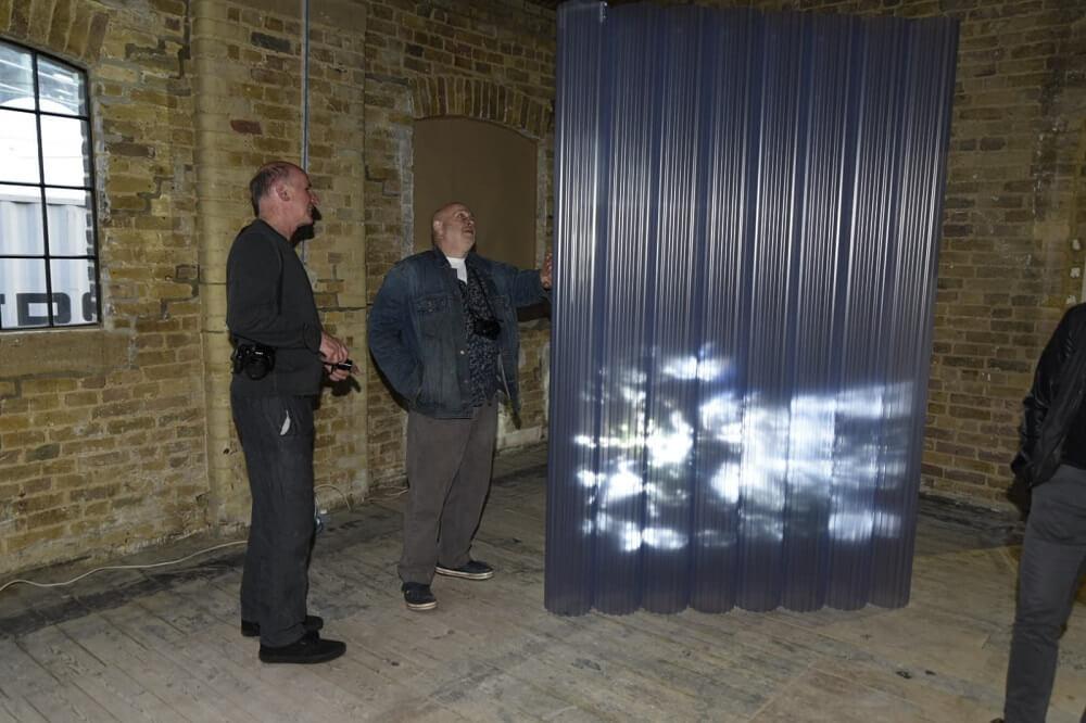 תערוכה בלונדון - אמנות ישראלית בשוק קמדן