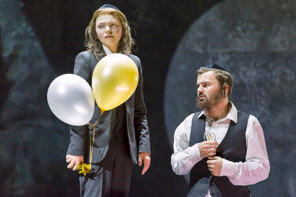 הצגות בלונדון, מחזמר בלונדון, אופרה בלונדון - ממזר באסטרד Mamzer Bastard