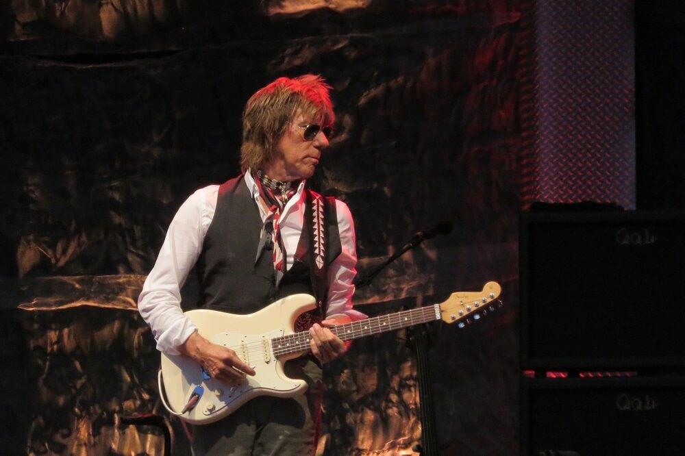 ג'ף בק ועוד בפסטיבל מוזיקה בצ'לסי מה לעשות בלונדון בחודש יוני