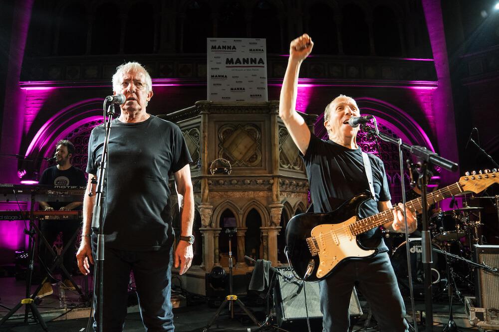 הופעה מוזיקה לישראלים בלונדון - גידי גוב ודני סנדרסון ביוניון צ׳אפל
