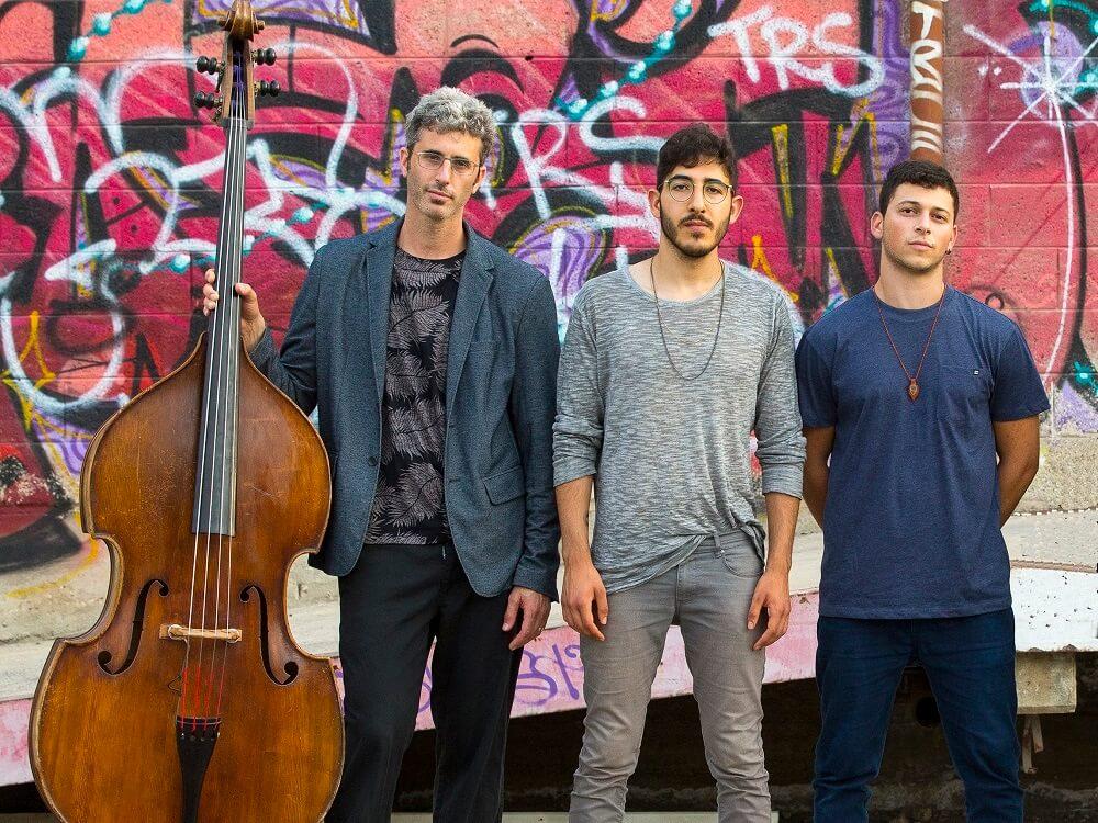 מה לעשות בלונדון בסוף השבוע חודש יוני יולי 2018 טל גמליאלי טריו הופעת מוזיקה מועדון הג'אז פיצה אקספרס סוהו