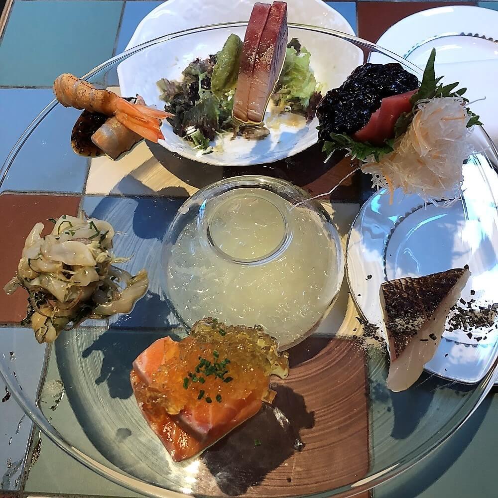 סושי, מסעדה בלונדון, המלצה, המלצות, מסעדה אסייתית, יפנית, יאשין אושן האוס