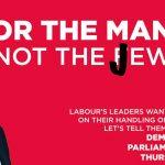 אנטישמיות בבריטניה: הקרב על ההגדרה במפלגת הלייבור