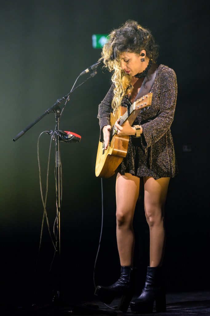 דנה אל (דנה ליקוורניק) מוזיקאים ישראלים בלונדון