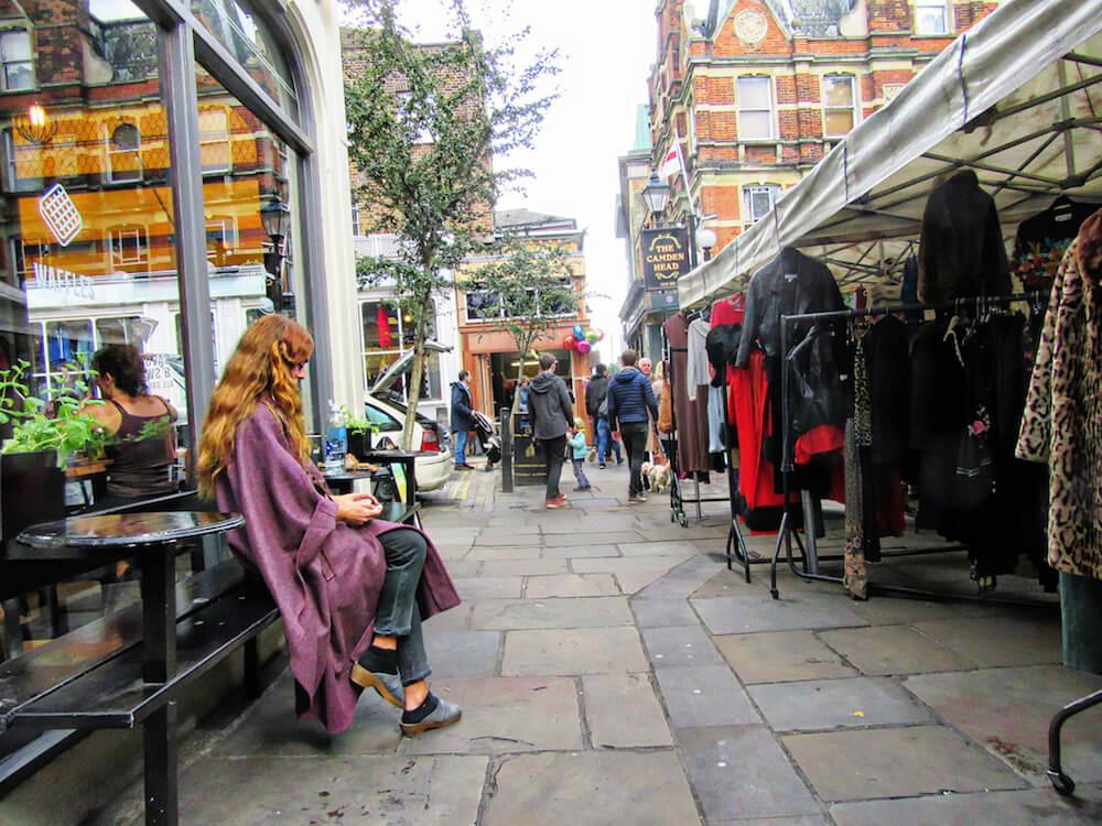 קמדן פסאג׳ או פסאז׳, לונדון
