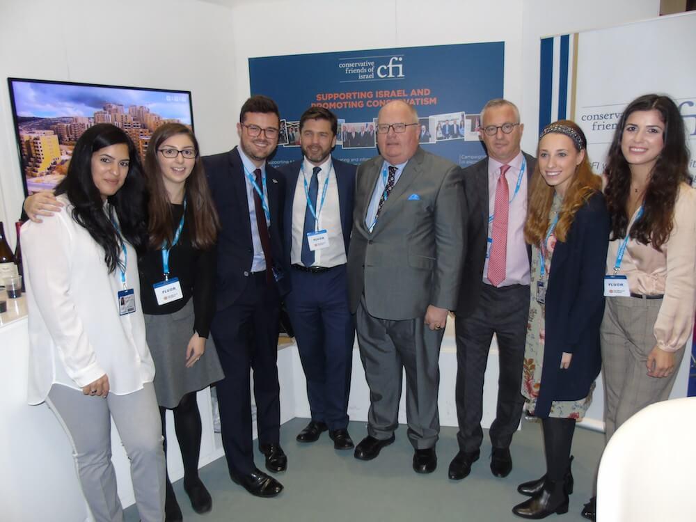 ידידי ישראל במפלגה השמרנית, בריטניה, לונדון