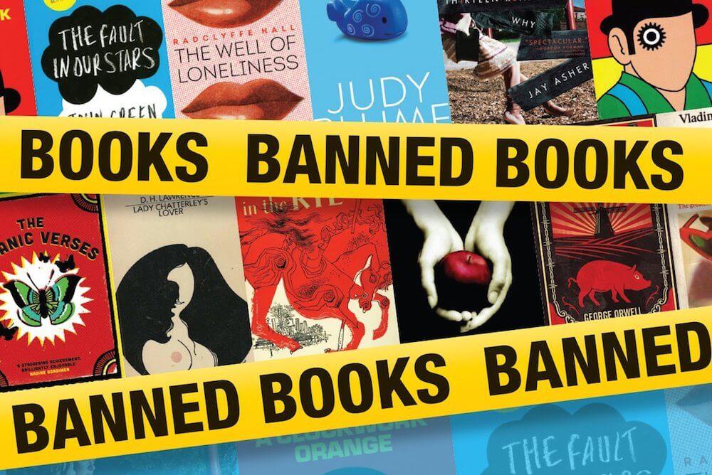 שבוע הספרים המוחרמים בבריטניה