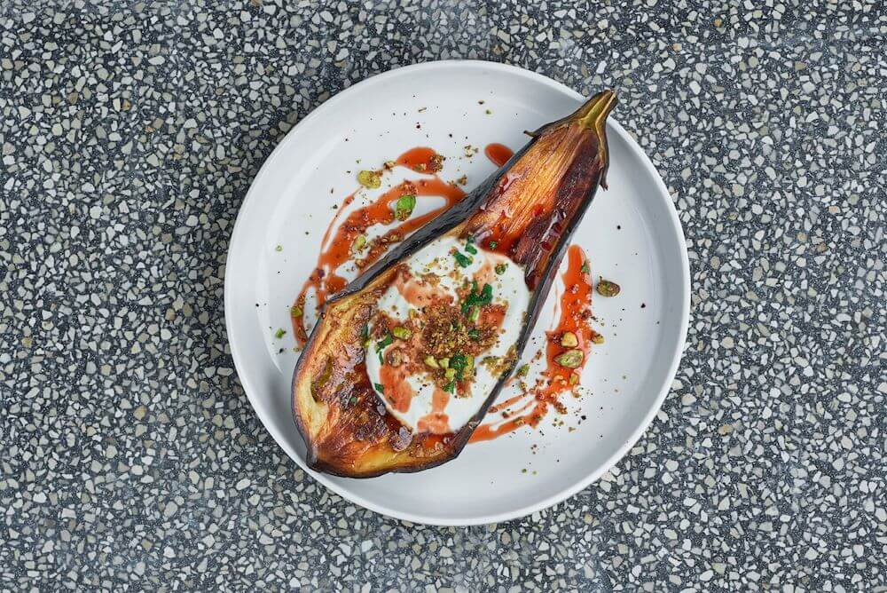 לאכול בלונדון, מסעדת ״באלה באיה״