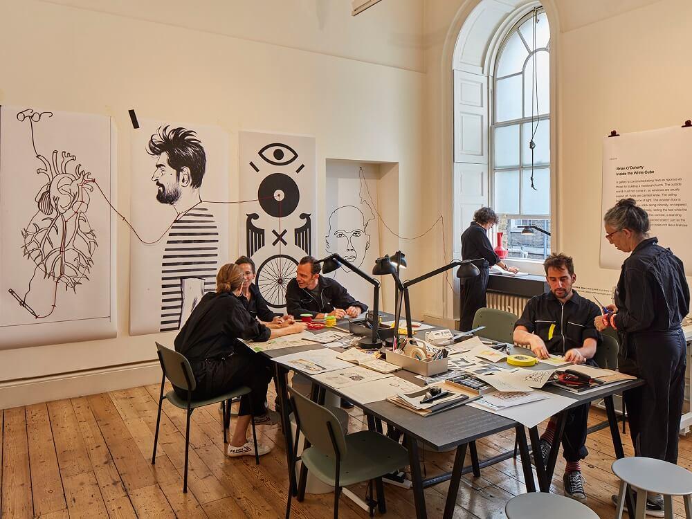 מה לעשות בלונדון בסוף השבוע בחודש ספטמבר 2018 תערוכה ביאנלה העיצוב של לונדון
