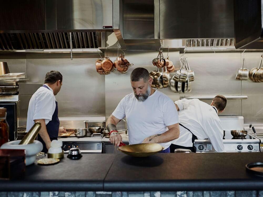 מה לעשות בלונדון בסוף השבוע בחודש ספטמבר 2018 מסעדה חדשה של אסף גרניט בלונדון