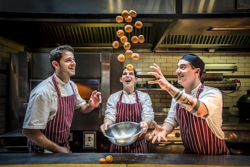 מה לעשות החודש בלונדון אוקטובר 2018, פסטיבל המסעדות של לונדון, לאכול, מישלן