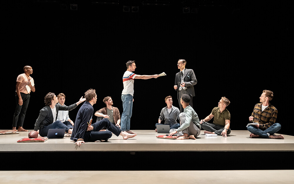 The Inheritance, West End