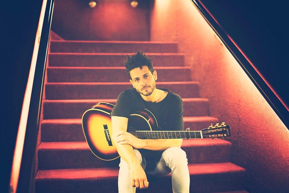המוזיקאי הישראלי-אוסטרלי ליאור