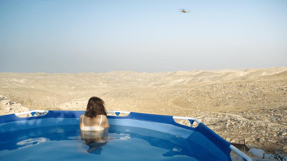 סרטים ישראליים בלונדון, קולנוע בלונדון, מתנחלת, איריס זכי