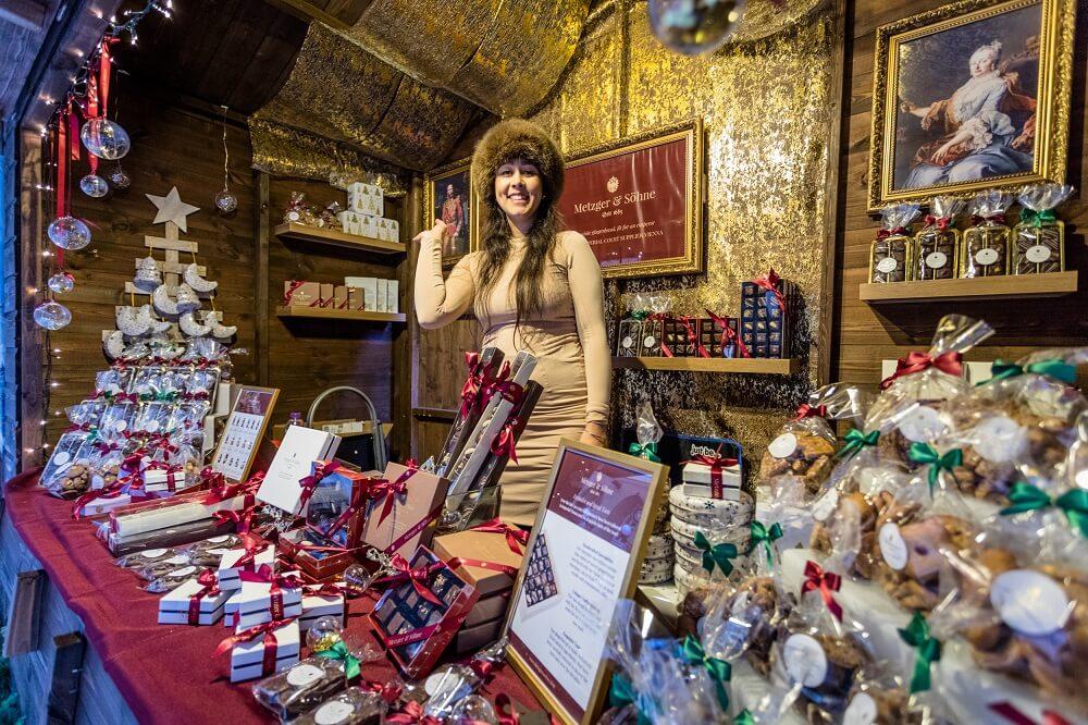 מה לעשות בלונדון, נובמבר 2018, שוק חג המולד, חורף, כריסמס בלונדון