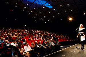 ונסה פלץ, פסטיבל הסרטים היהודי בבריטניה