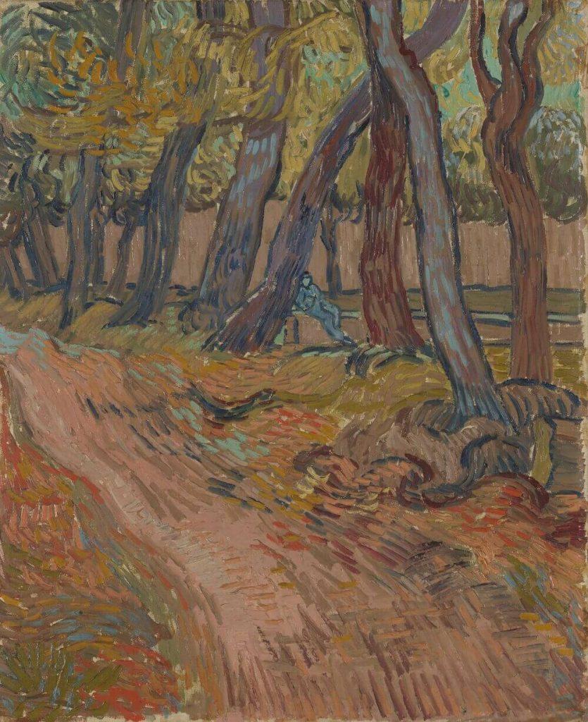תערוכה בלונדון ואן גוך