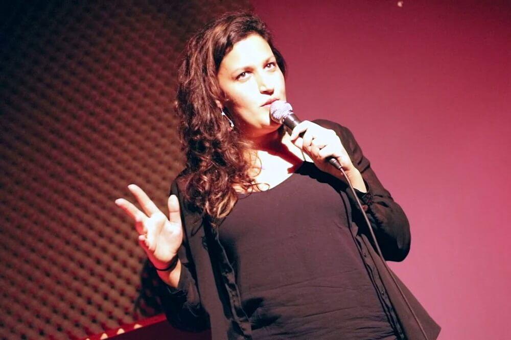 מה לעשות בלונדון, פסטיבל הקומדיה היהודי בבריטניה, הסטנדאפיסטית הישראליתנועם שוסטר-אליאסי