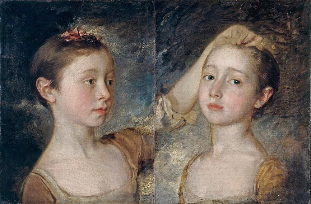 תערוכה בלונדון, תומאס גיינסבורו, נשיונל פורטרט גלרי, הגלרייה הלאומית לדיוקנאות, לונדון