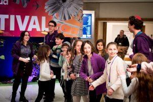 פסטיבל Limmud באנגליה, לימוד בברמניגהאם, דנה אינטרנשיונל באנגליה