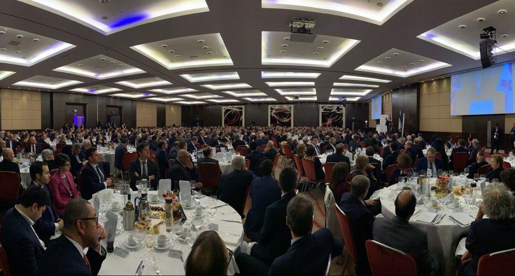 אירוע בלונדון של ידידי ישראל במפלגה השמרנית בבריטניה