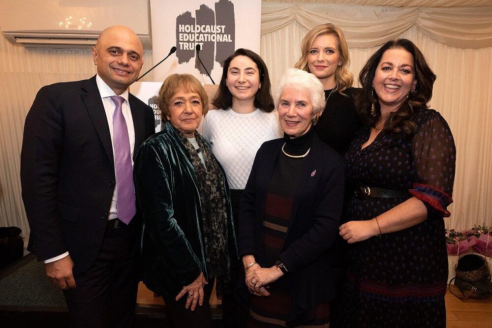 רייצ'ל ריילי, אנטישמיות בבריטניה, אירוע בפלרמנט הבריטי, אנטישמיות בלייבור