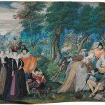 תערוכה חדשה בלונדון: מיניאטורות מהתקופה האליזבתנית