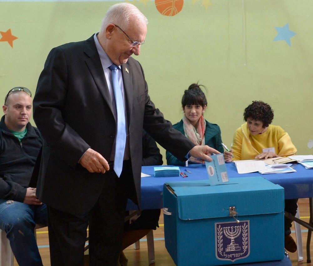 ישראלים בבריטניה מצביעים בבחירות