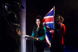 הופעה הצגה בלונדון, מה לעשות בלונדון, בבל בלי גבולות